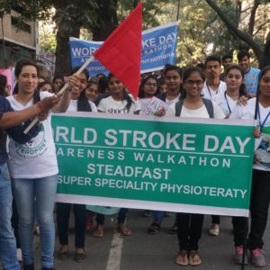 STEADFAST – WORLD STROKE DAY 2018